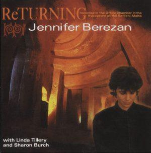ReTurning CD by Jennifer Berezan