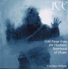Ice CD by Carolyn Hillyer