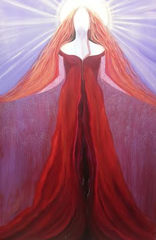 Rhiannon Goddess of Love, by Tiana