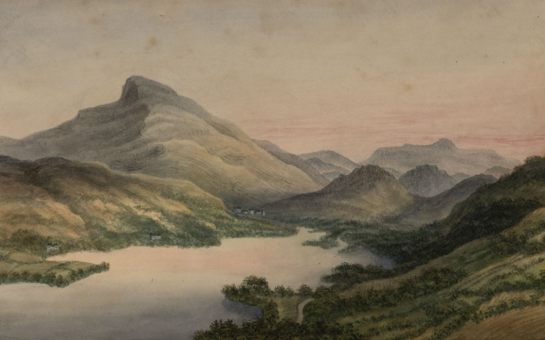 Unpathed Waters, Undreamed Shores: Watery Tales from Llyn Tegid